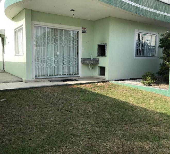 Apartamento Garden à 50 metros do Mar de Mariscal